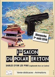 Salon du Polar Breton 2010 - SABLES-d'OR (22)